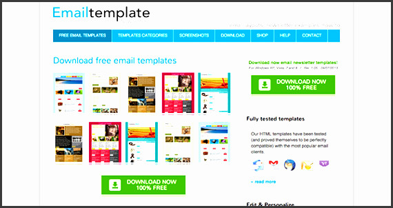 Outlook Email Newsletter Template 10 Editable Outlook Newsletter Sampletemplatess