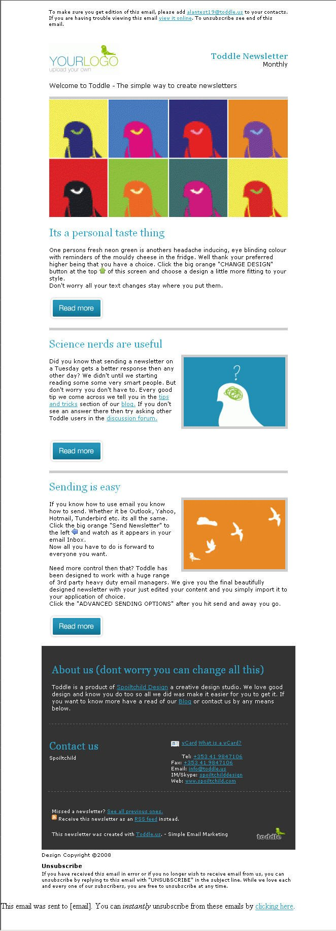Outlook Email Newsletter Template Free Outlook Newsletter Template Programs Ponblogs