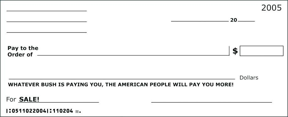 Oversized Check Template Free Big Cheque Template