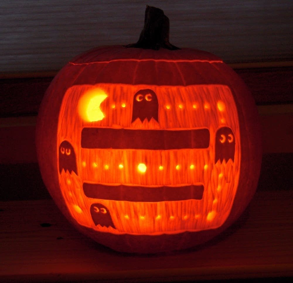 Pac Man Pumpkin Stencil Tips and Tricks From A Pumpkin Carving Master