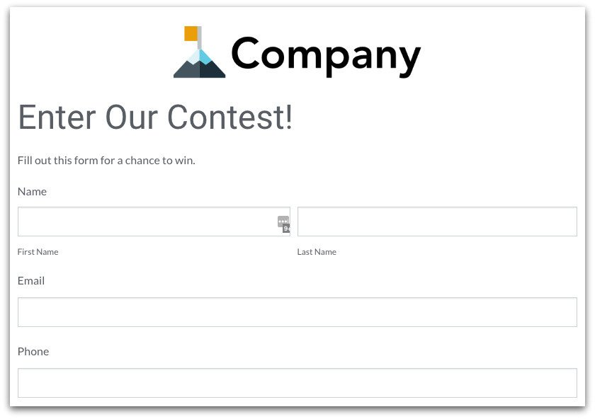 Pageant Entry form Template How Line forms Can Increase Productivity · formstack Blog