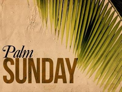 Palm Sunday Powerpoint Template Free Church Powerpoint Templates Sermon Preaching Presentation