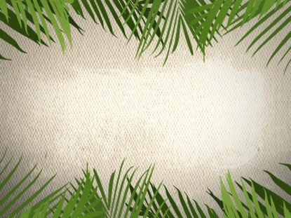 Palm Sunday Powerpoint Template Free Palm Sunday Background Loop 2