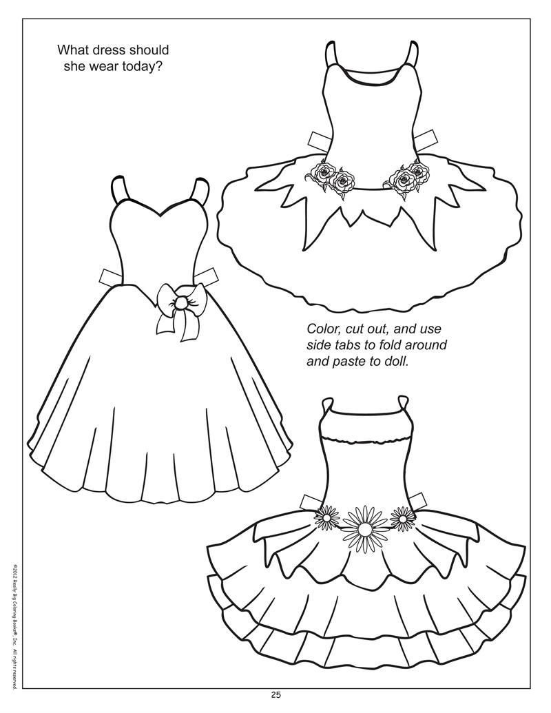 Paper Doll Clothes Template Simple Paper Doll Template Google Search