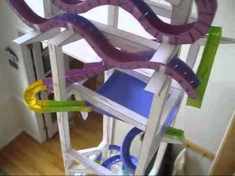 Paper Roller Coaster Printout World S Greatest Paper Roller Coaster