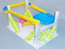 Paper Roller Coaster Template Paper Roller Coaster Templates