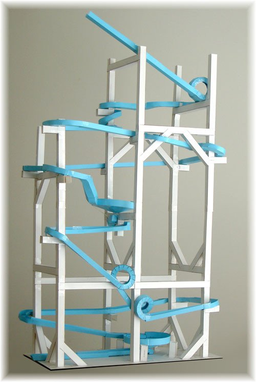 Paper Roller Coaster Templates Paper Roller Coasters Gallery