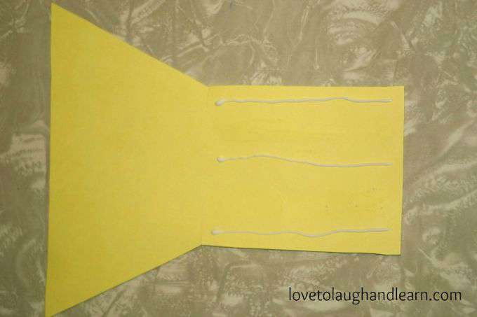 Paper Trumpet Craft Template Educational Activities Archives Page 2 Of 8 Love to