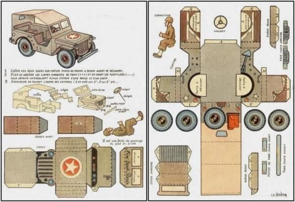 Papercraft Tank Template 488 Best Tank & Military Vehicles Papercraft Images On