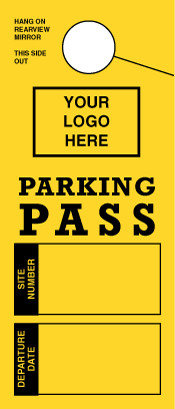 Parking Permit Template Word Carbonless forms Carbonless Duplicate forms Carbonless