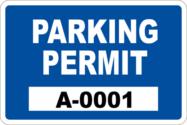 Parking Permit Template Word Greater Latrobe Senior High School Overview