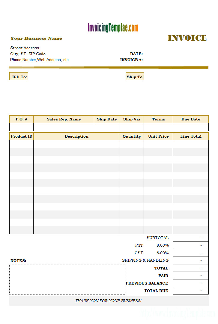 Past Due Invoice Template Sample Invoice Late Payment Interest