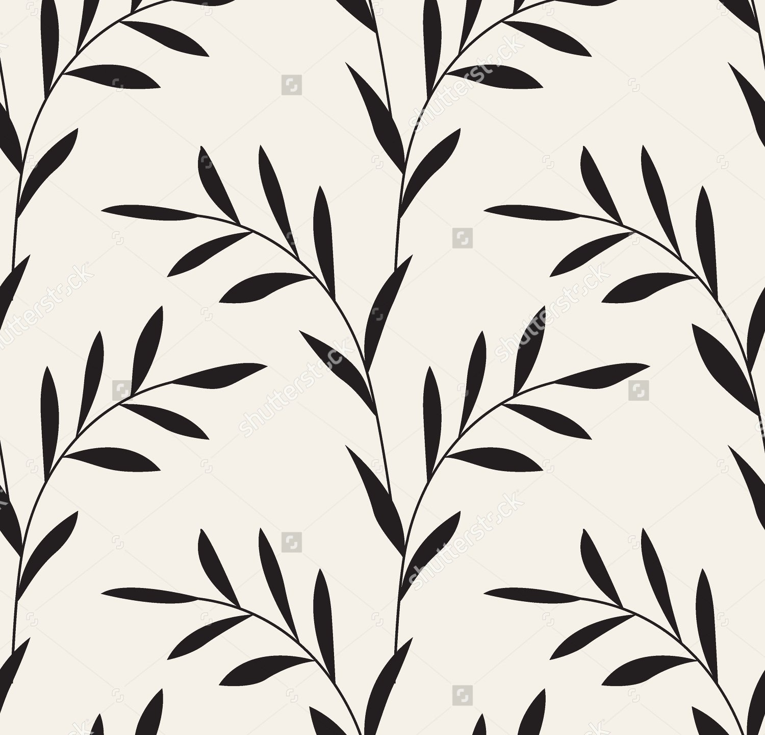Patterns Black and White 21 Leaf Design Patterns Textures Backgrounds