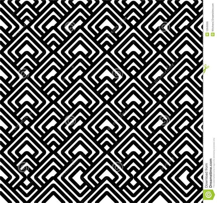 Patterns Black and White Black and White Geometric Patterns