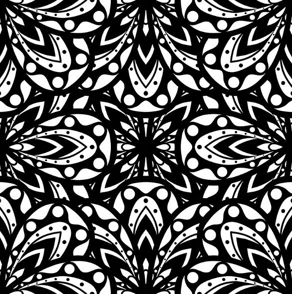 Patterns Black and White Geometric Patterns – 35 Free Psd Ai Vector Eps format