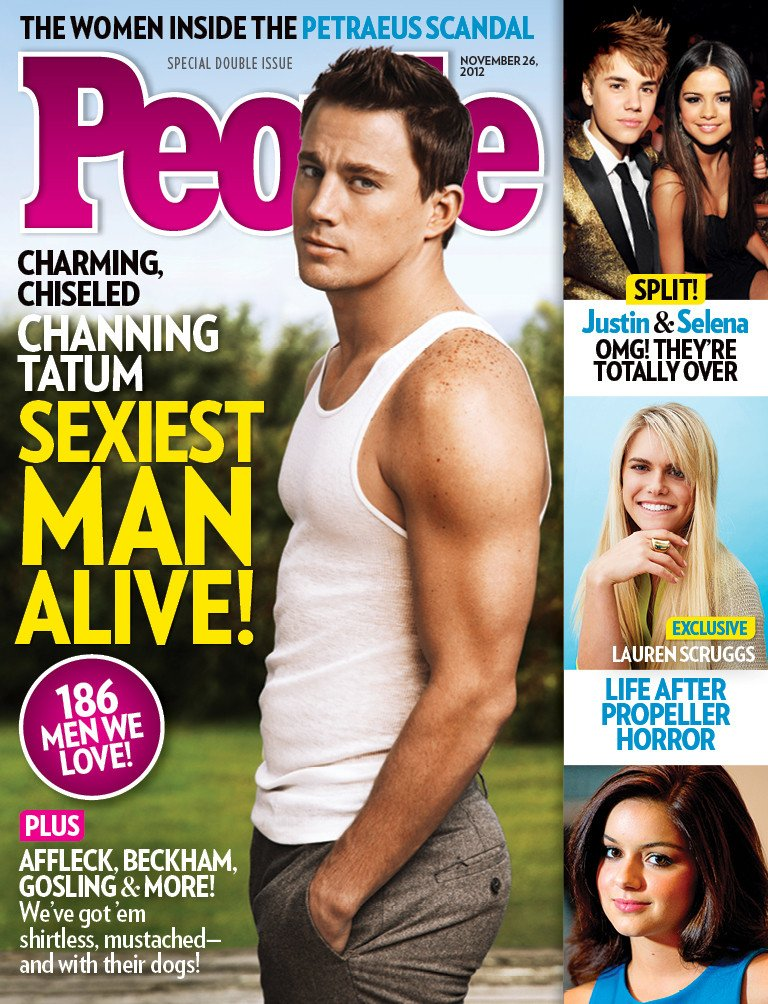 People Magazine Cover Template People All Access All Access