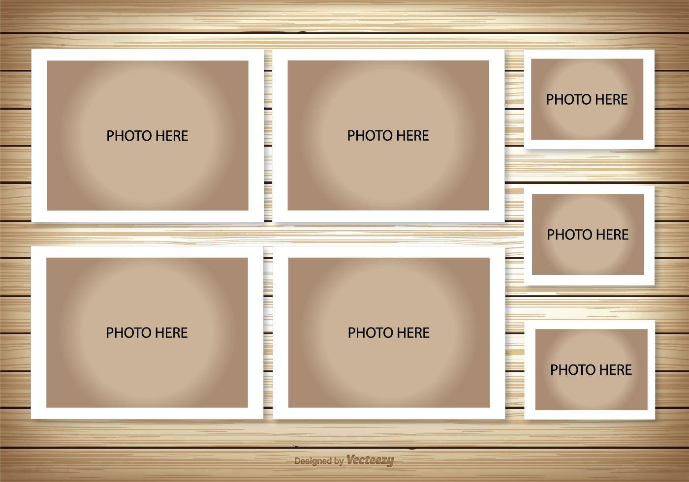 Photo Collage Template Download Collage Template Download Free Vector Art Stock