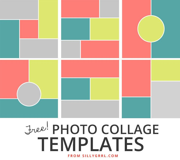 Photo Collage Template Free Free Collage Templates