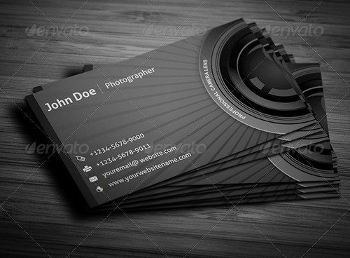 Photography Business Card Templates 17 Best Graphy Business Card Templates
