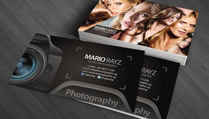 Photography Business Card Templates 52 Graphy Business Cards Free Download