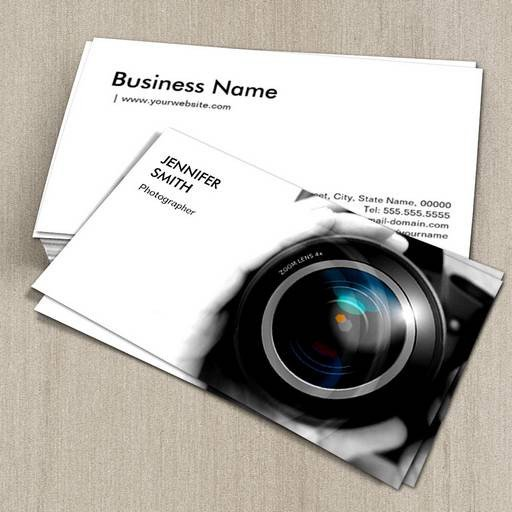 Photography Business Card Templates Make Your Own Business Card From 20 000 Designs