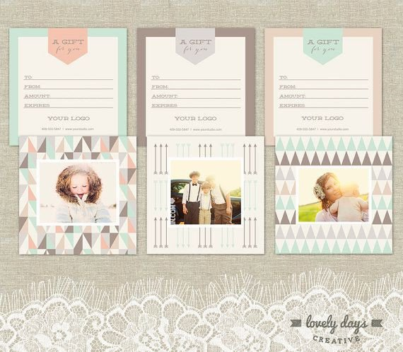 Photography Gift Certificate Template 17 Best Ideas About Gift Certificate Templates On