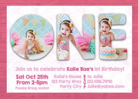 Photoshop Birthday Card Template 40th Birthday Ideas First Birthday Invitation Shop