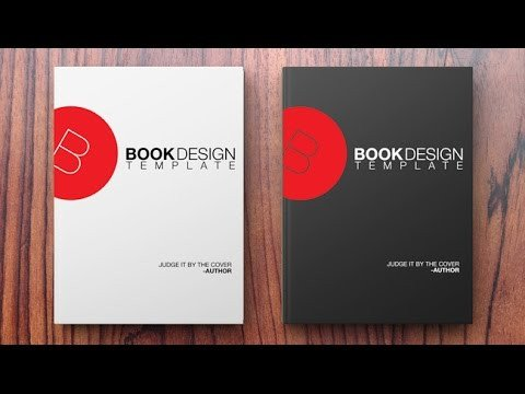 Photoshop Book Cover Template How to Create A Book Design Template In Shop