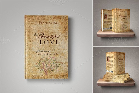 Photoshop Book Cover Template Shop Book Template Ideas for Self Publishing Authors