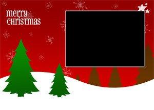 Photoshop Christmas Card Templates 30 Christmas Free Psd Holiday Card Templates for Design