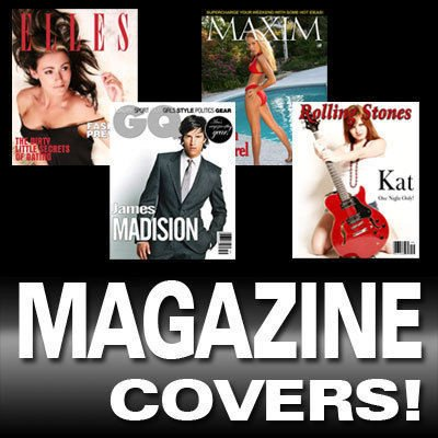 Photoshop Magazine Cover Template Expressionsoutlet Magazine Cover Templates for Shop