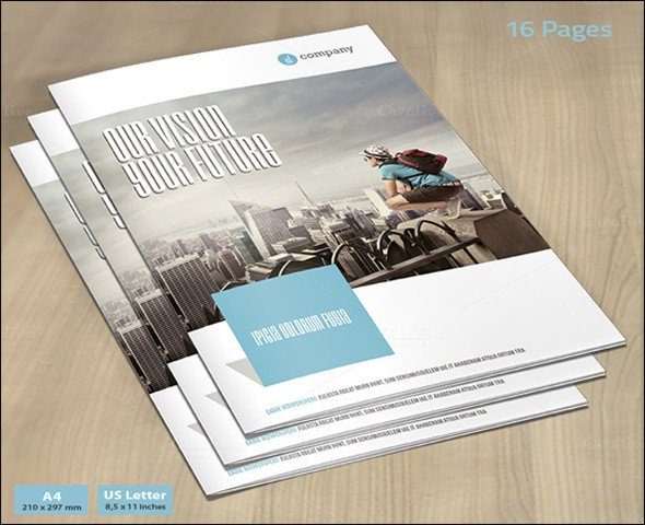 Photoshop Tri Fold Brochure Template 100 Free & Premium Corporate Brochure Design Templates