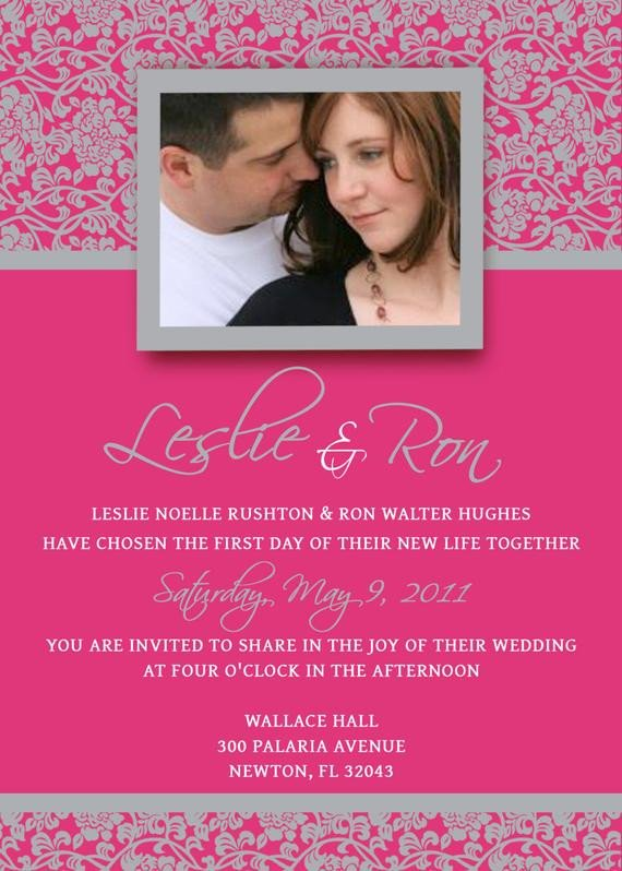 Photoshop Wedding Invitation Templates Wedding Invitation Template Kit Shop by Scripturewallart