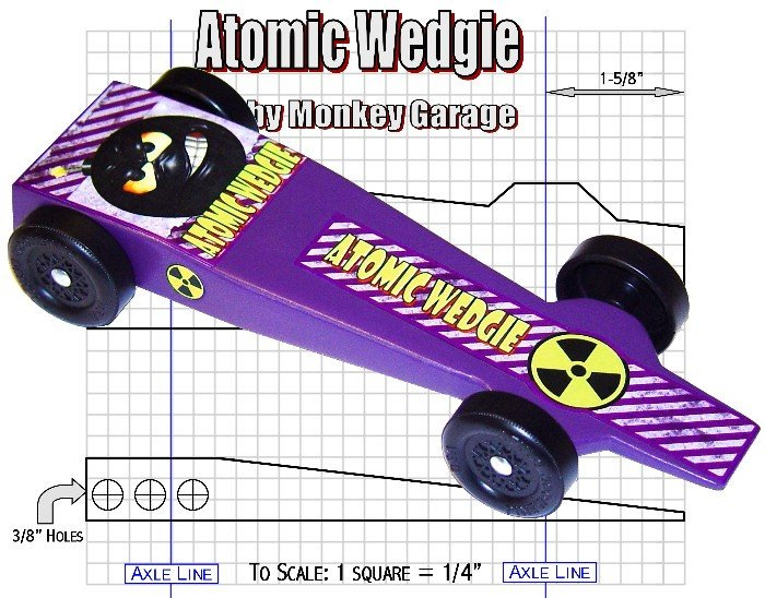 Pinewood Derby Car Design Template Free Pinewood Derby Templates for A Fast Car