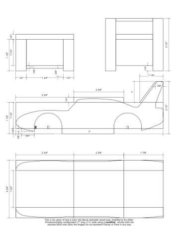 Pinewood Derby Truck Templates Best 25 Pinewood Derby Car Templates Ideas On Pinterest