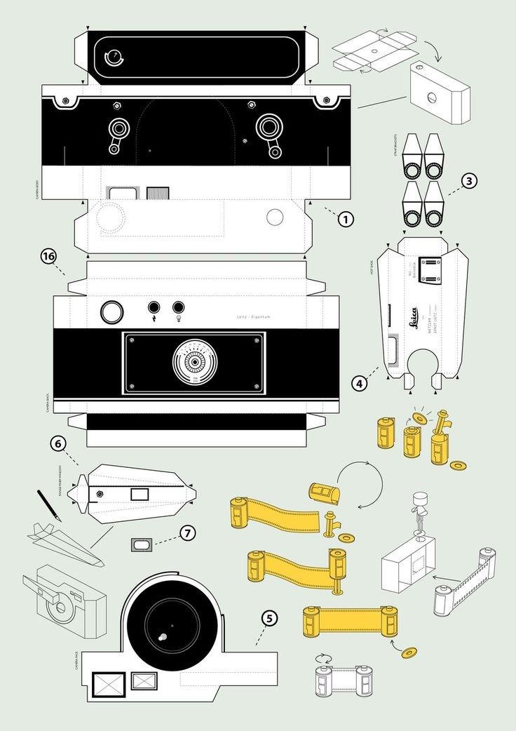 Pinhole Camera Template Pin by Star Light On D O I T Y O U R S E L F & C R A F T S