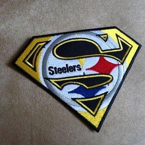 Pittsburgh Steelers Superman Logo 5 034 Pittsburgh Steelers Superman Logo Nfl Football Team