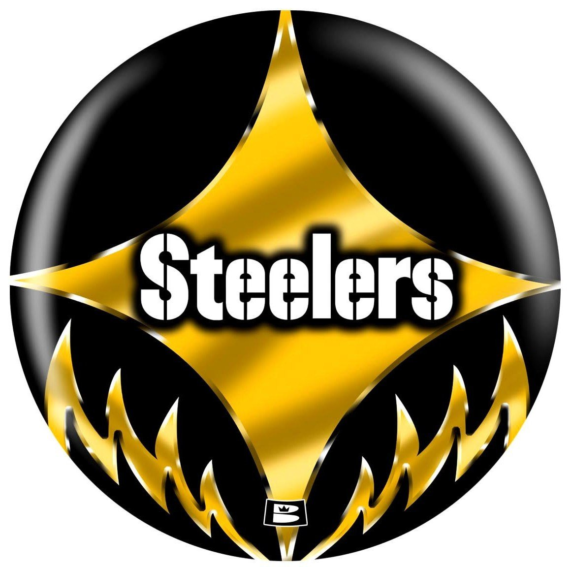 Pittsburgh Steelers Superman Logo Sports Backgrounds