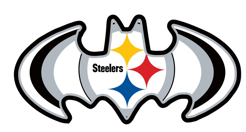 Pittsburgh Steelers Superman Logo Steelers Superman Logos