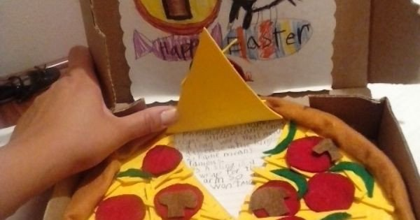 Pizza Book Report Template Pizza Book Report Project