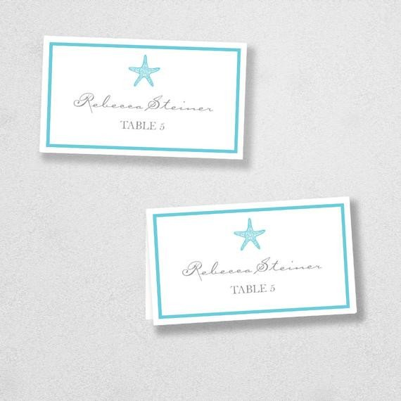 Place Card Template Word Avery Place Card Template Instant Download Escort Card