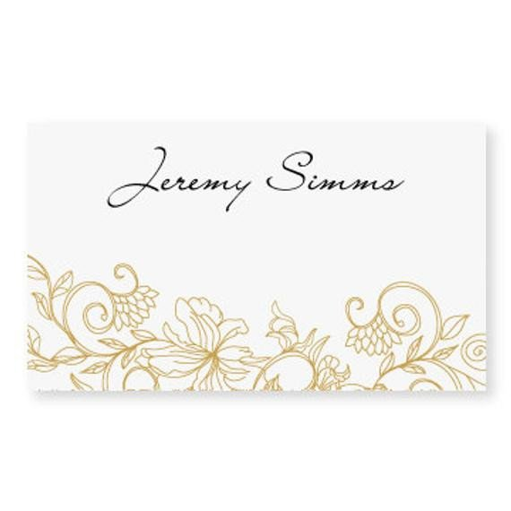 Place Card Template Word Wedding Place Card Template Instant by Diyweddingtemplates