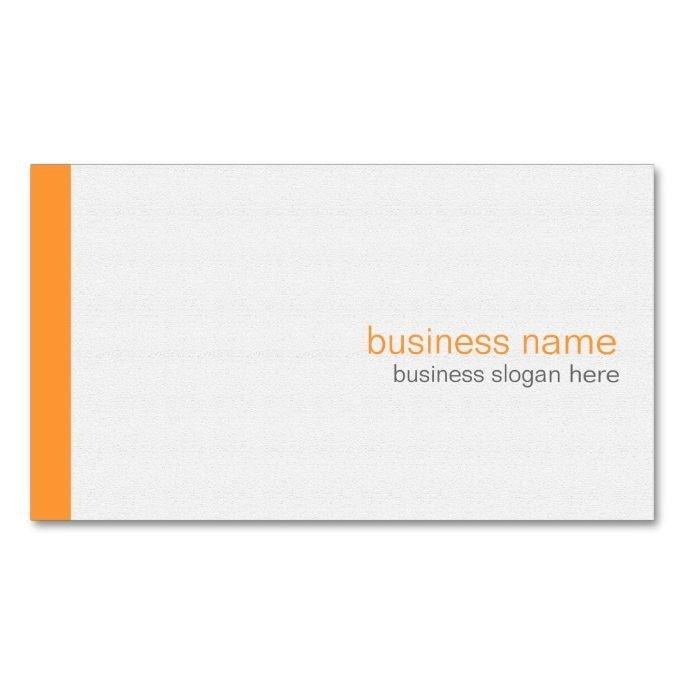 Plain Business Card Template 17 Best Images About Plain Minimalist Business Card