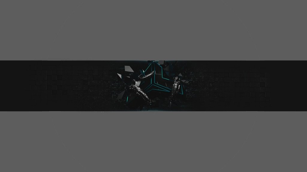 Plain Youtube Banner Template Banner 2048x1152 Youtube