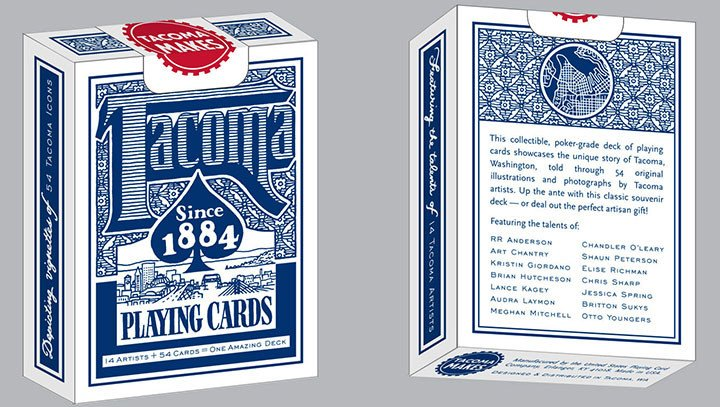 Playing Card Box Template Ta A Playing Cards – Chandler O Leary