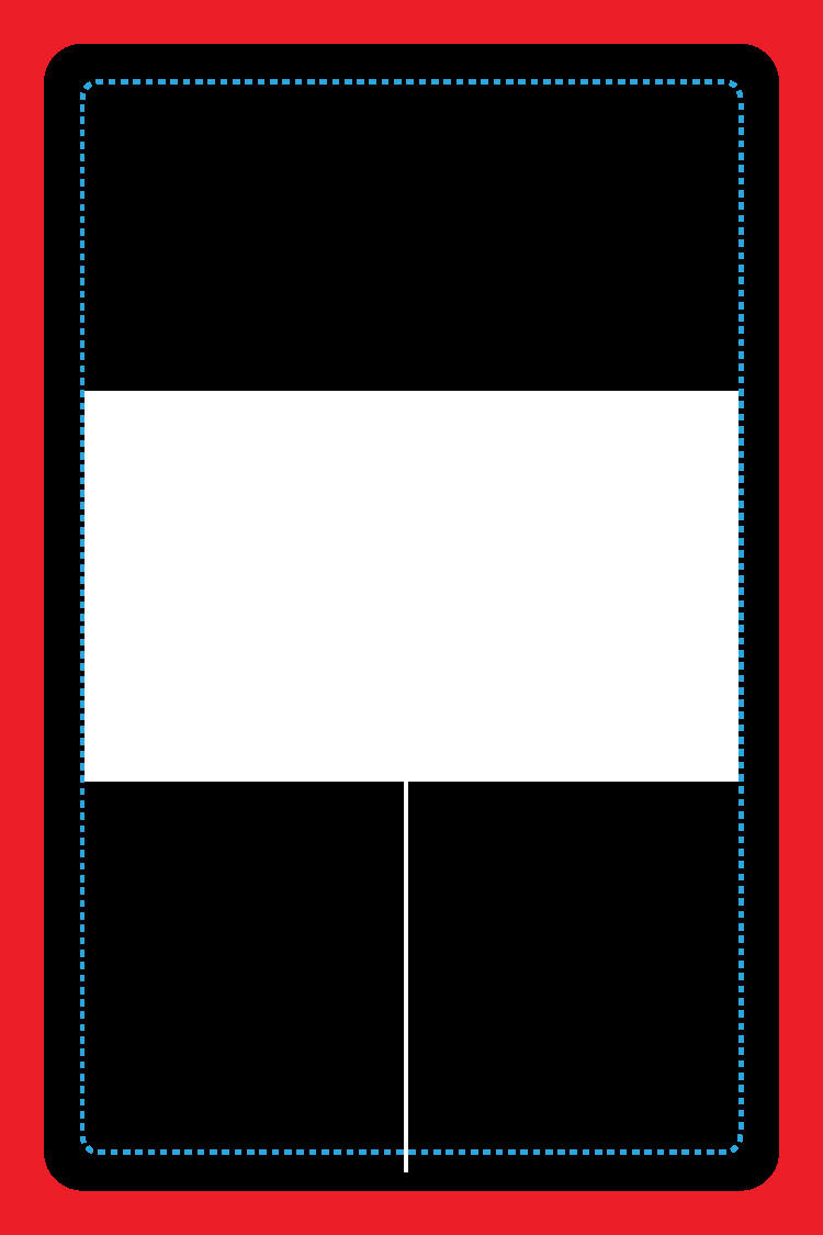 Playing Card Template Photoshop Bridge Deck