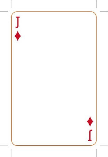 Playing Card Template Word Best S Of Playing Card Templates for Word Playing