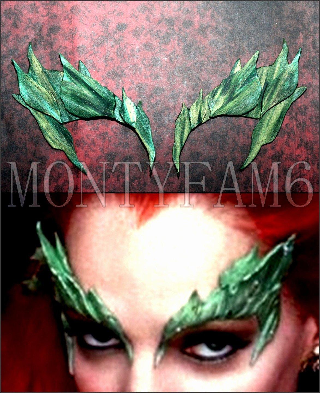 Poison Ivy Eyebrow Template 9 Poison Ivy Eye Mask Template Sampletemplatess