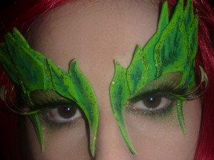Poison Ivy Eyebrow Template Tehawesomedollqueencosplays