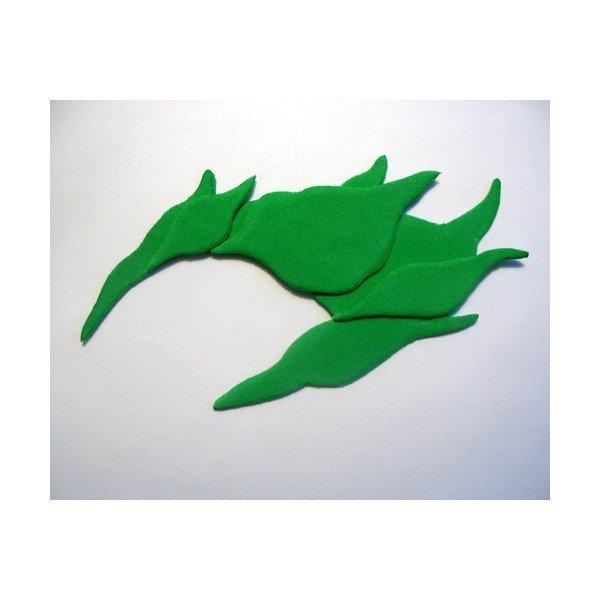 Poison Ivy Eyebrow Template the Poison Ivy Leaf Eyebrow Masks A Tutorial Deadly